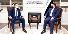 قاسم الأعرجي يلتقي السفير الفرنسي