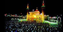 ملايين الزائرين يحيون ذكرى وفاة الرسول الأعظم (ص)  في النجف