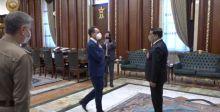 وزير الدفاع والسفير الفرنسي يناقشان تعزيز التعاون العسكري