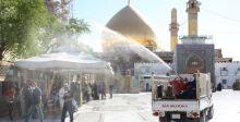 استعدادات لإحياء ذكرى استشهاد الإمام الحسن العسكري (ع)