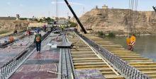 صيانة جسر تكريت - العلم الستراتيجي
