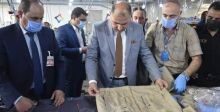 تنسيق عراقي – سوري لانشاء صناعات مشتركة