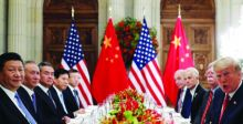 أميركا.. تتوقع إبرام اتفاق تجاري  مع الصين