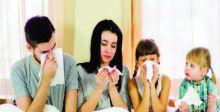 فيروس البرد يتكاثر بشكلٍ أفضل في درجات الحرارة المنخفضة